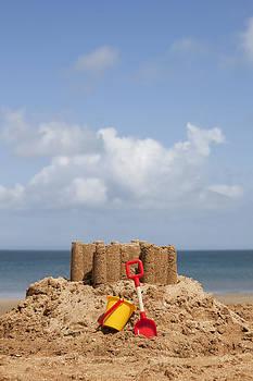 Sand Castles by Gillian Dernie