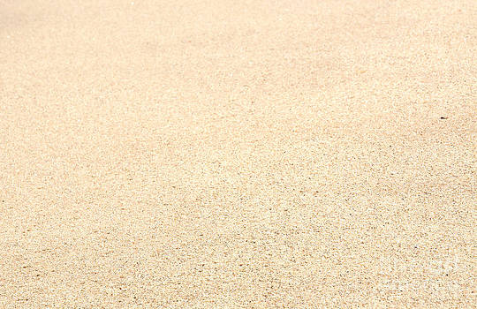 Sand by Christina Rahm