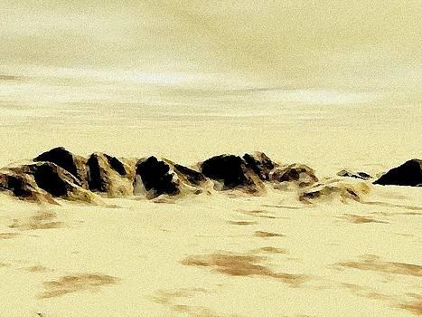 Anastasiya Malakhova - Sand Desert