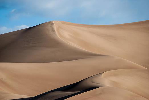 Great Sand Dunes Nat'l Park, Colorado by Shanna Lewis