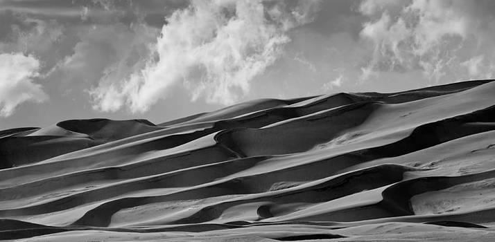 Sand Dunes by Scott Slattery