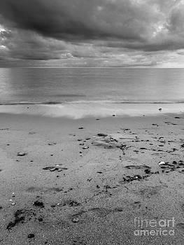 Sand Sea Sky by David Hanlon