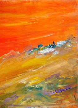 Sand Slide by Tonya Schultz