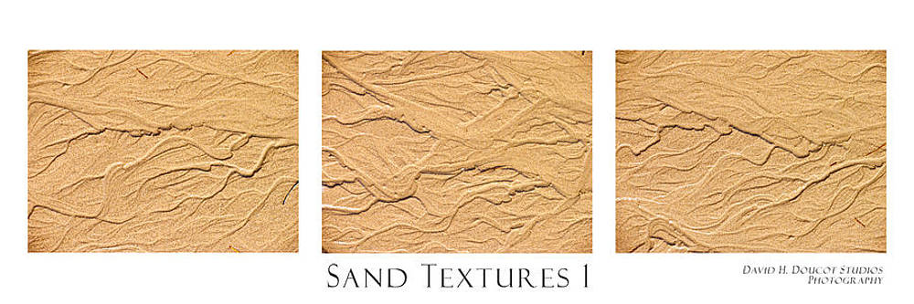 Sand Textures 1 by David Doucot