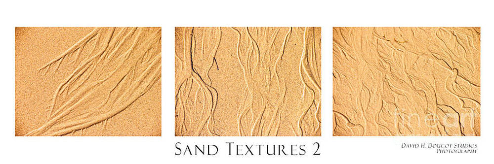 Sand Textures 2 by David Doucot