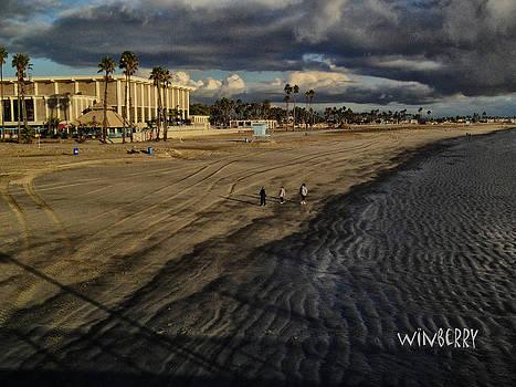 Sand Tracks by Bob Winberry