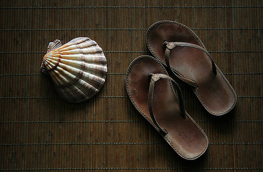 Sandals by Kelly Rockett-Safford
