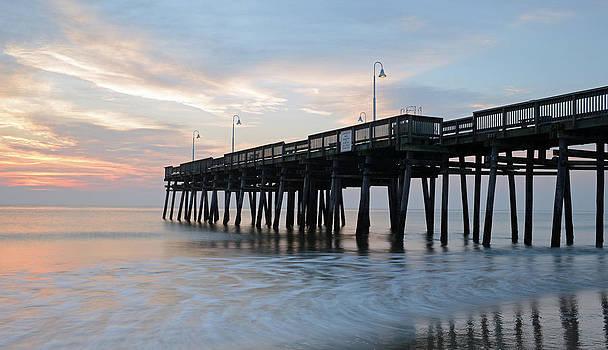Sandbridge Pier by Jamie Pattison
