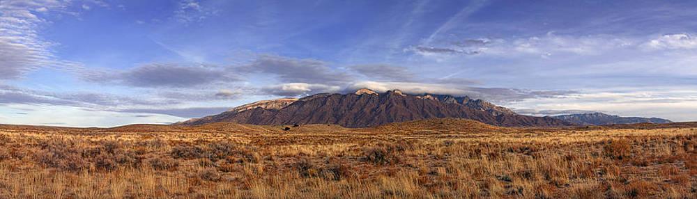 Nathan Mccreery - Sandia Mountains  Dusk