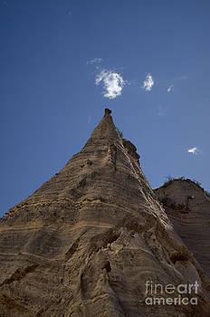 Dave Gordon - Sandstone Peak and Clouds