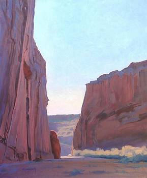 Sandstone Towers by Sharon Weaver