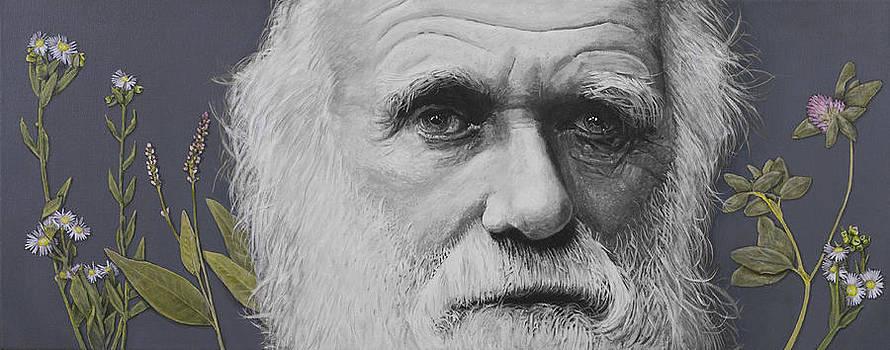 Sandwalk Wood- Charles Darwin.  by Simon Kregar