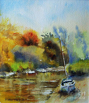 Sandwich Kent the Stour by Beatrice Cloake