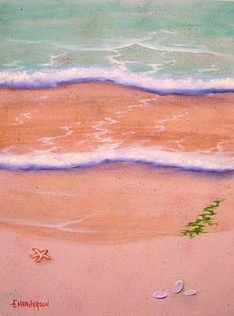 Sandy Beach by Francine Henderson