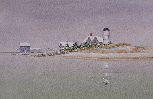 Karol Wyckoff - SANDY NECK WINTER LIGHT