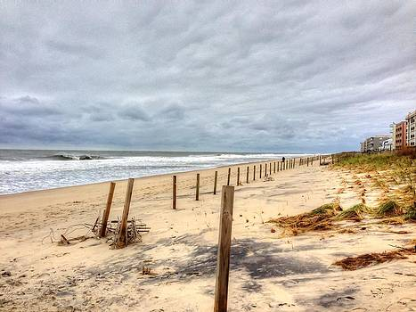 Sandy plus one by Barry Mones