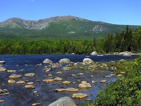 Gene Cyr - Sandy Stream Pond 2