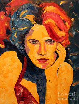 Sandy Sunshine by Lee Ann Newsom