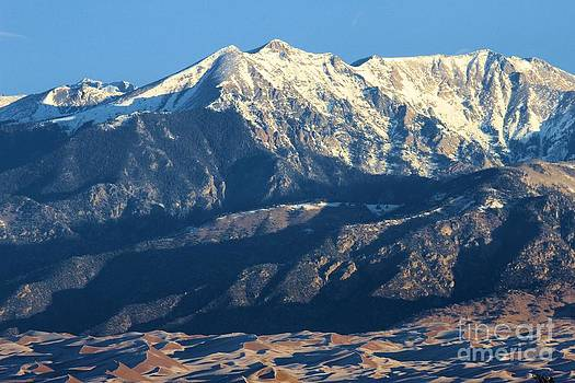 Adam Jewell - Sangre de Cristo Mountains