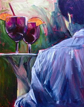 Sangria by Paula Strother