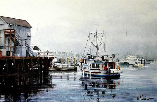Santa Barbara Morning by Bill Hudson