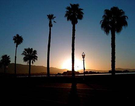 Santa Barbara Sunrise by Colleen Renshaw