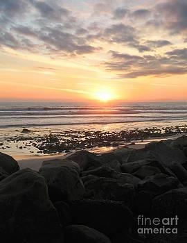 Stu Shepherd - Santa Barbara Sunset