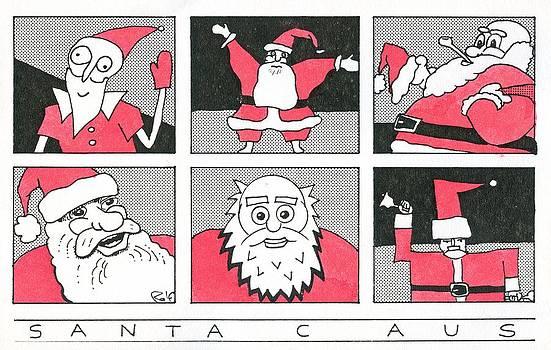 Santa C aus by Ralf Schulze