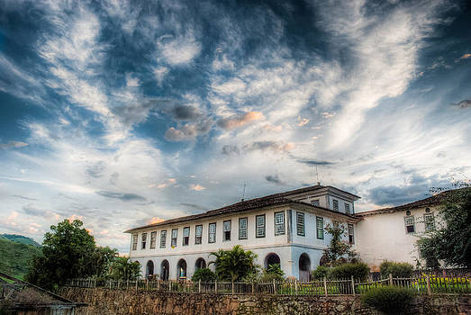 The Historic Santa Clara Farm - Minas Gerais - Brazil by Igor Alecsander