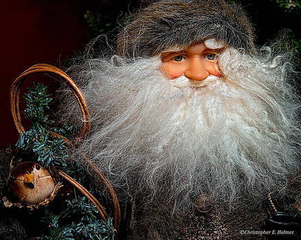 Christopher Holmes - Santa Claus