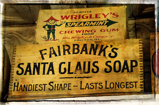 Mick Anderson - Santa Claus Soap