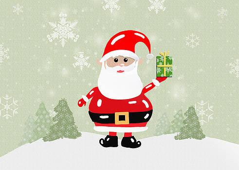 Santa Claus by Tara Sullivan