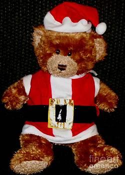 Gail Matthews - Santa Claus Teddy Bear
