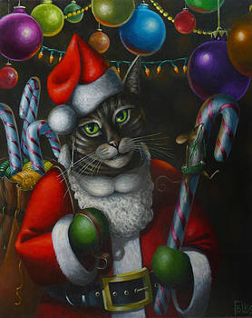 Santa Claws by Eva Folks