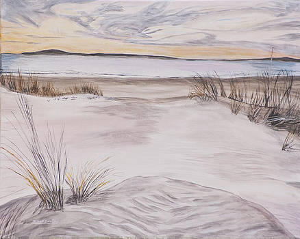 Ian Donley - Santa Cruz Sunset