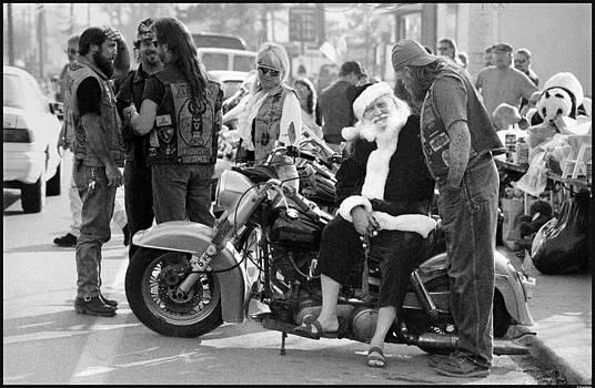 Doug Barber - Santa Helpers