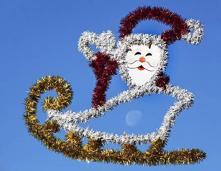 Ramunas Bruzas - Santa is Coming