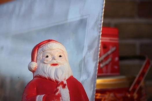 Santa by Marigan O'Malley-Posada