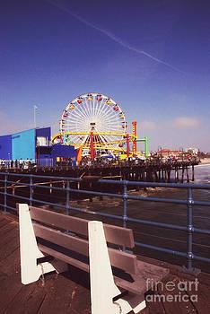 Rachel Barrett - Santa Monica Pier