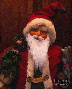 Santa by Nancie DeMellia