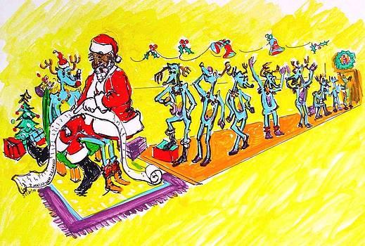 Charles M Williams - Santa wish list - 2006