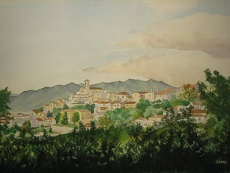 Sant'Ambrogio by Jeff Lucas