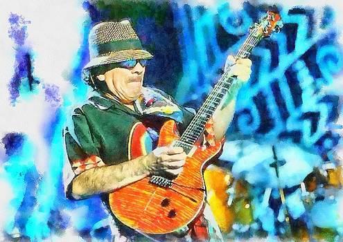 Santana by Patrick OHare