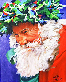 Santa's Dad #4 by Katie Wolff
