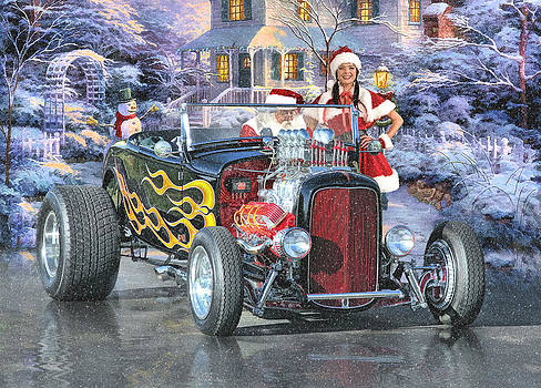 Santas' Helper .... by Rat Rod Studios