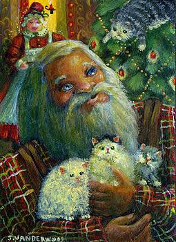 Santa's Kitties by Jacquelin Vanderwood