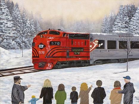 Santa's Miracles by Kevin F Heuman