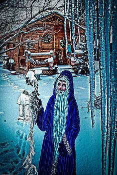 Randall Branham - Santa