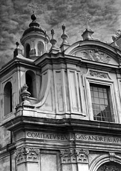Santi Andrea e Claudio dei Borgognoni by Matthew Ahola