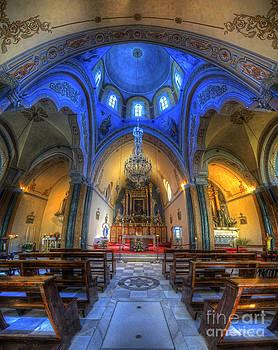 Yhun Suarez - Santorini Cathedral